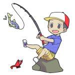 アジ釣りの仕掛けや釣り方は?初心者が釣り名人から伝授された!