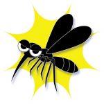 夜中に現れる蚊の撃退法は?これでぐっすり熟睡できますよ!