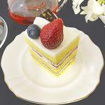 ショートケーキの「ショート」の意味!実はホールケーキとは関係ない