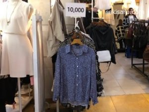 ゴートゥーモールの10000wの安い服
