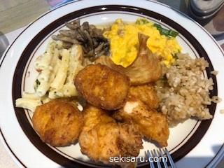 ケンタッキー食べ放題サイドメニューの画像