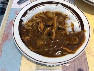 ケンタッキー食べ放題カレーの画像