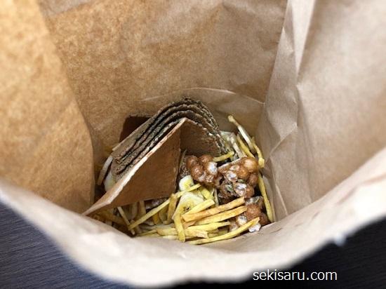 銅雀(トンジャク)駅で買ったお菓子